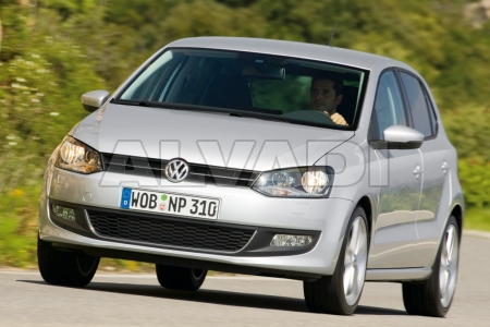 Volkswagen VW POLO (6R) 08.2009-...