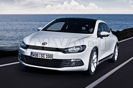 Volkswagen VW SCIROCCO (Typ 13)