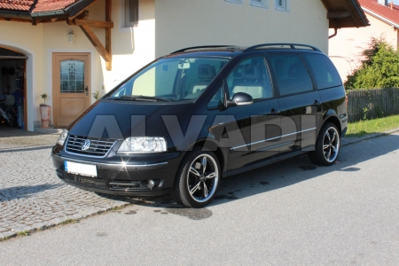 Volkswagen VW SHARAN (7M)