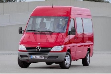 Mercedes-Benz SPRINTER 208-414