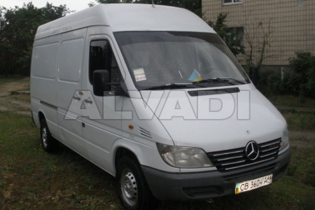 Mercedes-Benz SPRINTER 208-416