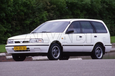 Nissan SUNNY (Y10),  ESTATE
