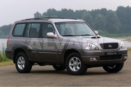 Hyundai TERRACAN (HP)