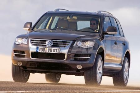 Volkswagen VW TOUAREG (7L2)