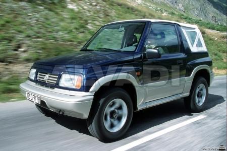 Suzuki VITARA (ET/TA) 07.1988-03.1998