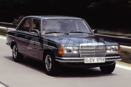 Mercedes-Benz Mercedes-Benz W123 (SEDAN; COUPE; ESTATE) 01.1975-12.1985