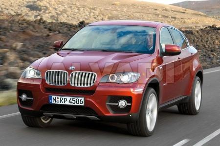 BMW X6 (E71) 01.2008-2014