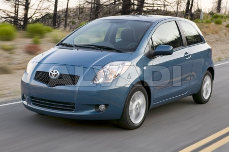 Toyota YARIS (XP9) HB