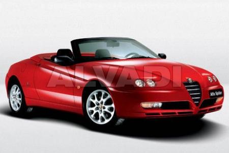 Alfa Romeo SPIDER (916S)
