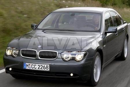 BMW 7 (E65/E66) 01.2005-10.2008