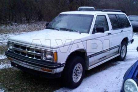 Chevrolet BLAZER 09.1982-09.1994