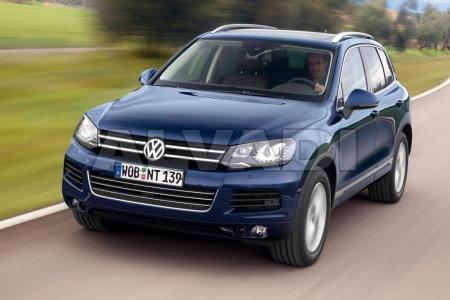 Volkswagen VW TOUAREG (7P5) 04.2010-...