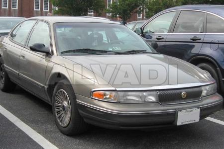 Chrysler NEW YORKER 01.1988-09.1998
