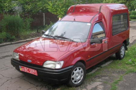 Ford COURIER 01.1991-2002