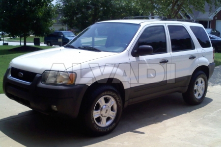 Ford ESCAPE 02.2001-01.2008