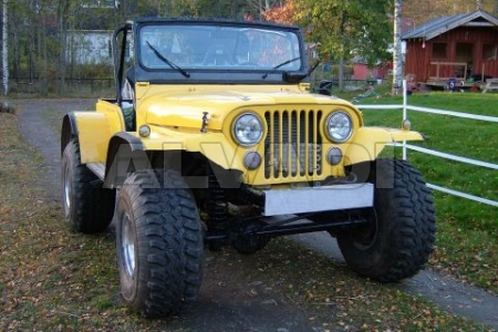 Jeep CJ5  CJ8 01.1966-12.1987