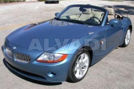 BMW Z4 (E85/E86)