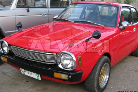 Mitsubishi /COLT LANCER (A7_)