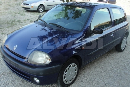 Renault CLIO II (B0/1/2) 09.1998-06.2001