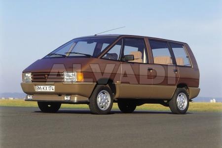 Renault ESPACE I (J11), 02.1984-02.1991