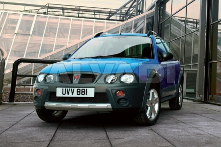 Rover STREETWISE 08.2003-...