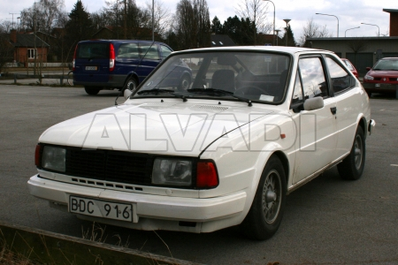 Skoda 130 02.1985-10.1991