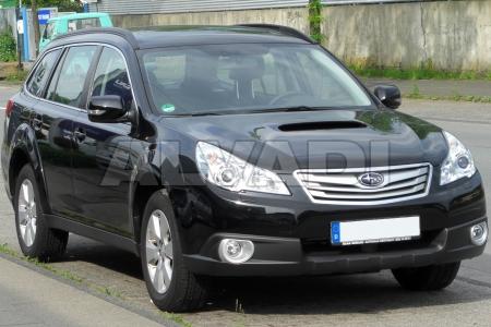 Subaru OUTBACK (BR) 12.2009-2014