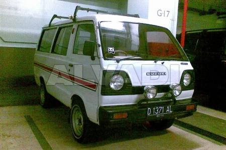 Suzuki CARRY (ST90V) 11.1980-10.1985