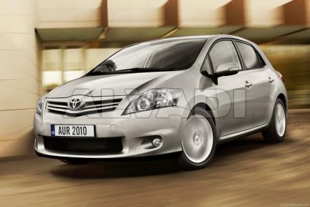 Toyota AURIS 04.2010-12.2012