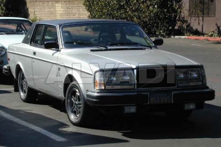 Volvo 260 (P262, P264, P265)