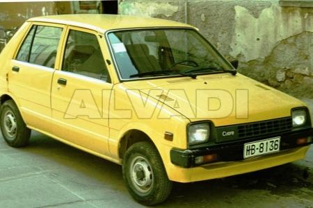 Daihatsu CUORE I (L55, L60) 08.1980-09.1985