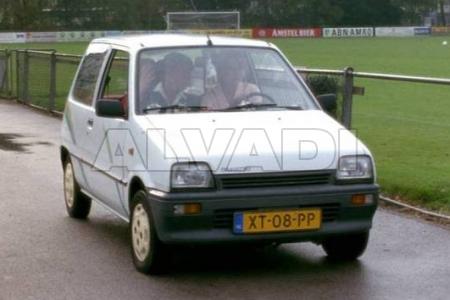 Daihatsu CUORE II (L80, L81) 09.1985-12.1990