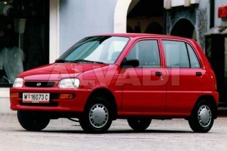 Daihatsu CUORE IV (L501) 12.1994-10.1998