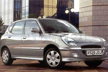 Daihatsu SIRION (M1) 04.1998-04.2005