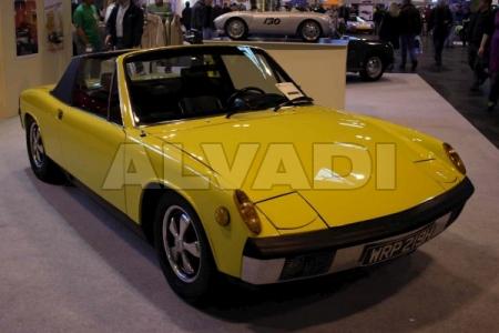 Porsche 914 01.1969-02.1976