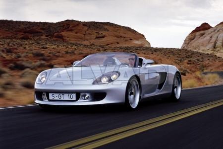 Porsche CARRERA GT 07.2003-...