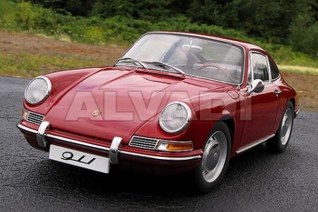Porsche 911 11.1964-11.1990