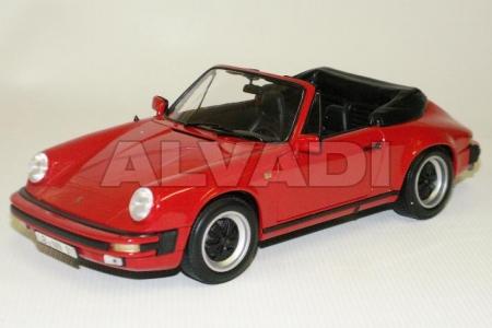Porsche 911 CABRIO 08.1982-08.1989