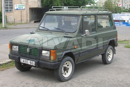 Dacia DUSTER 05.1984-05.1990