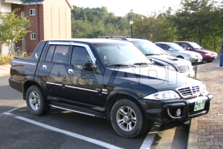SsangYong MUSSO SPORTS 01.2002-...