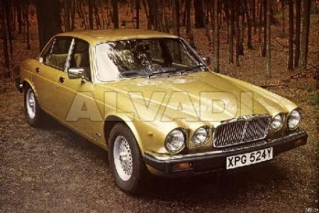 Jaguar XJ12 01.1975-...