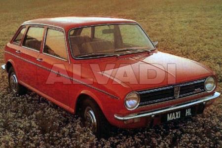 Austin MAXI II 10.1980-12.1982