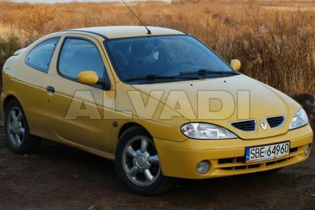 Renault MEGANE (BA/DA/LA/EA/KA) HB (5D/SDN/COUPE/CABRIO/KOMBI)