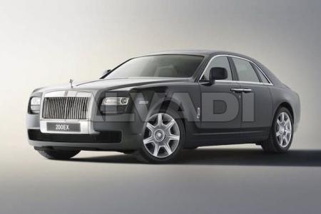 Rolls Royce GHOST 09.2009-...