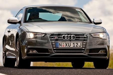 Audi A5/S5 (B8)