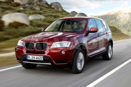 BMW X3 (F25) 11.2010-...