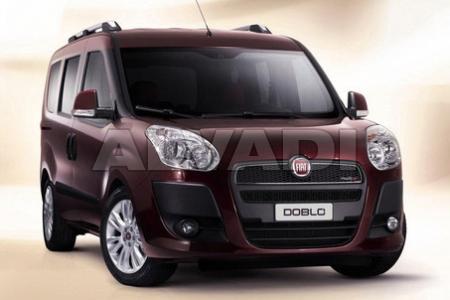 Fiat DOBLO (152/263) 01.2010-2015