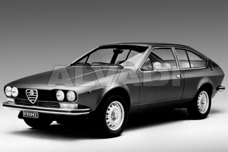 Alfa Romeo ALFETTA GT/GTV (116) 1974-1987