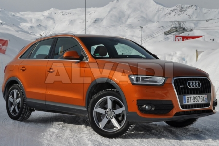 Audi Q3 06.2011-...