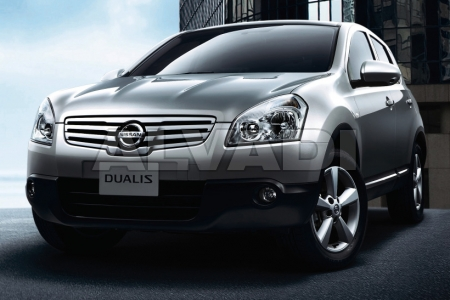 Nissan DUALIS (J10, JJ10) 02.2007-...